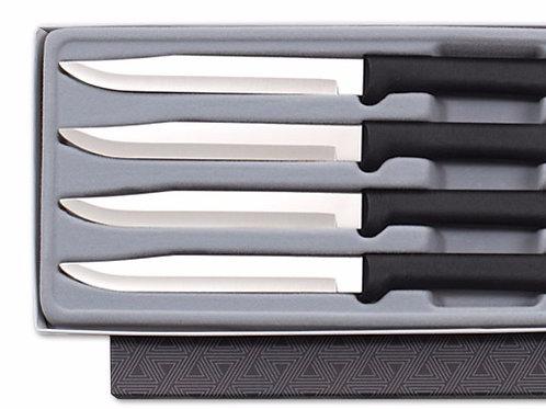 Four Utility/ Steak Knives Gift Set