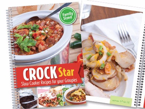 Crock Star Cookbook