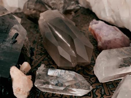 Beginner Crystal Kits and High Vibe Crystals