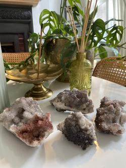 rare English quartz.