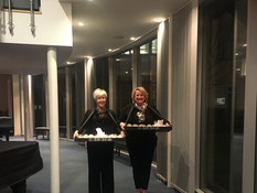 Our bespoke usherette service, perfect for theatres!
