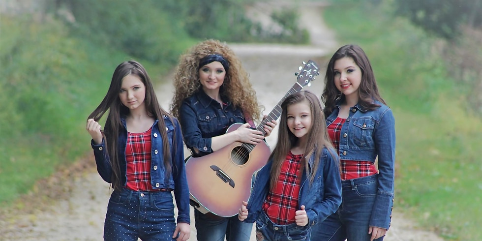"""Sister Luv & Friends ~ """"You're Lookin' at Country"""""""