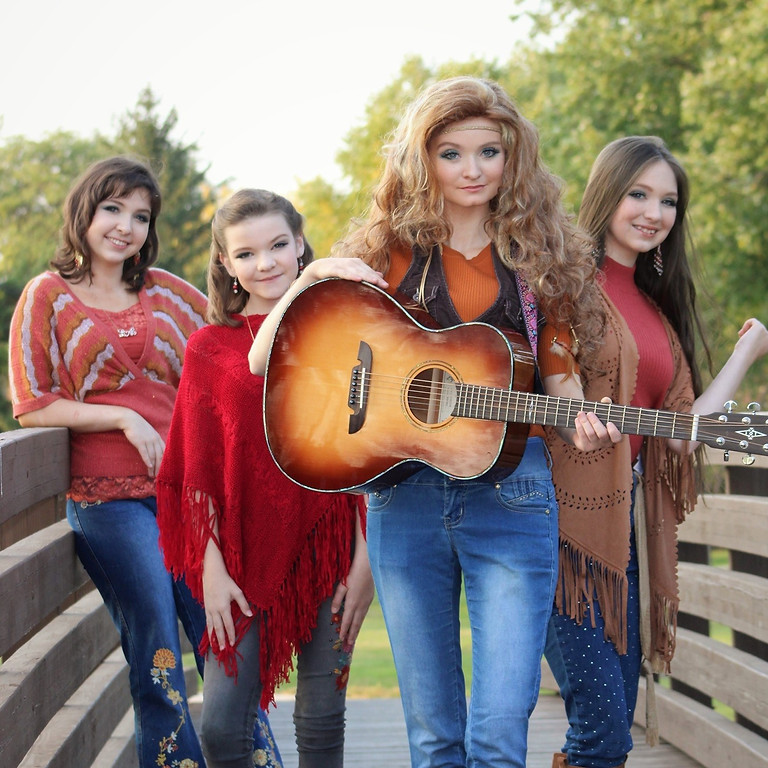 "Sister Luv & Friends ~ ""You're Lookin' at Country"" at the Civic Theatre"