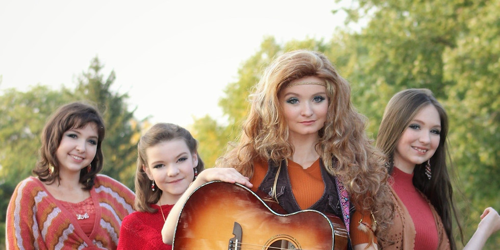 """Sister Luv & Friends ~ """"You're Lookin' at Country"""" at the Civic Theatre"""