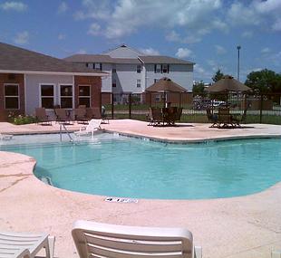Pool in Pittsburg KS