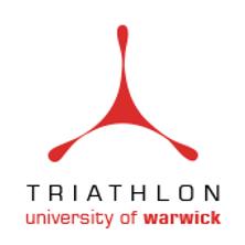 University of Wariwck Triathlon and Road cycling club