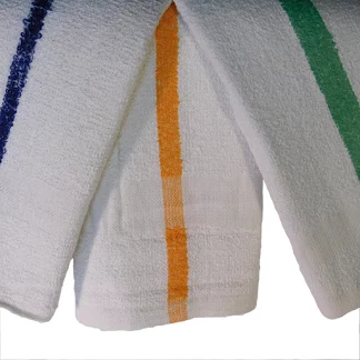 Bath Towel - Center Stripe