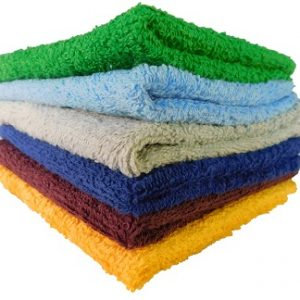 Washcloth - 12x12 Assorted Bright Color