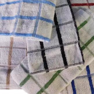 Kitchen Towel - Windowpane Assorted