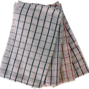 Kitchen Towel - Terry Check Assorted