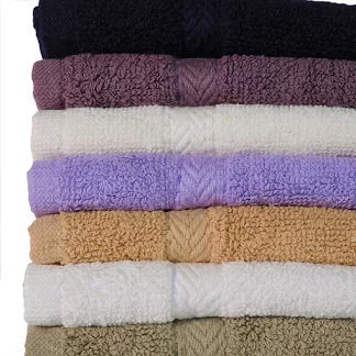 Washcloths - 13x13 Assorted Color