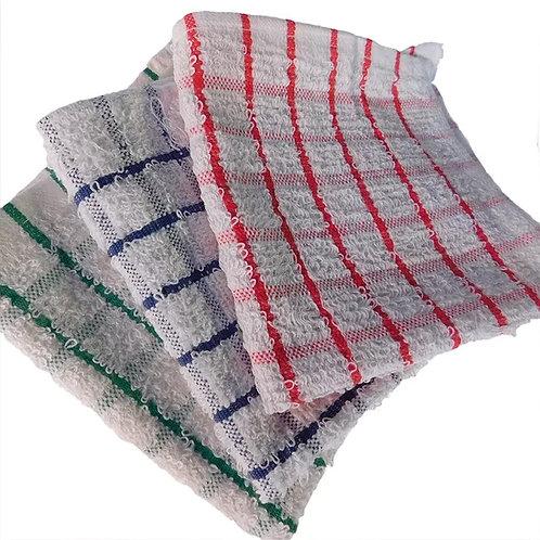 Dish Cloth  - Terry Check
