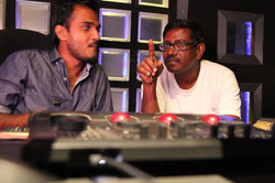 Sajith ( student ) with DOP
