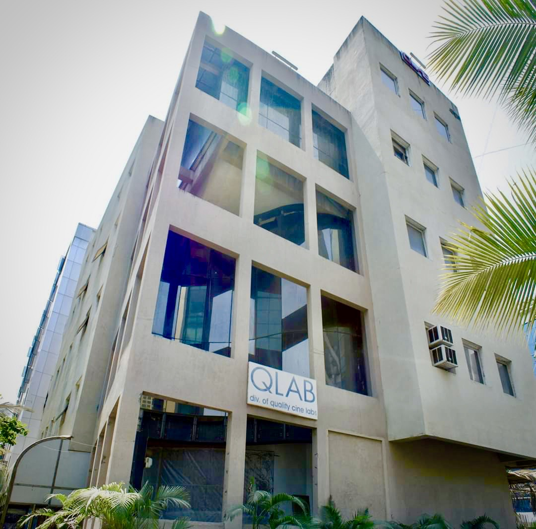 QLAB Building in Mumbai