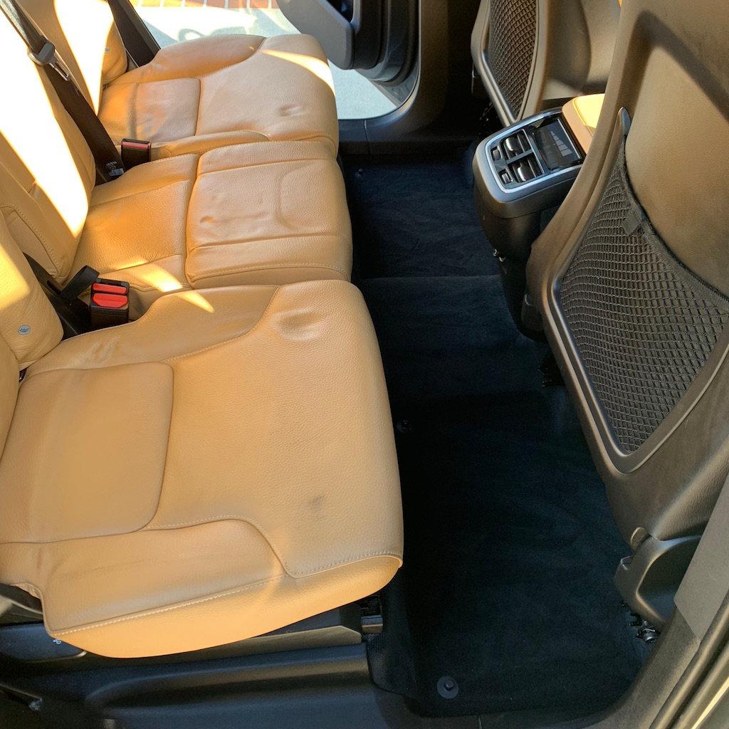 Basic Interior Detail - SUV/Van/Truck