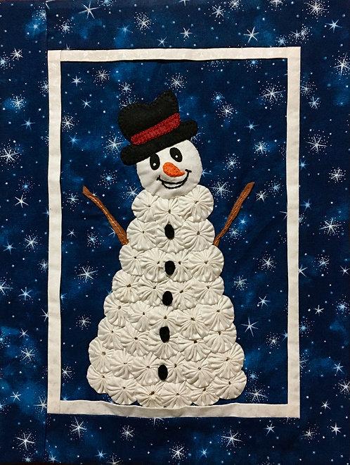 Oh Snow Happy Snowman