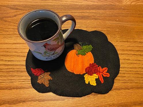 Fall For All Mug Rug