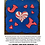 Thumbnail: Joyful Hearts Pattern + Bamboo Felt Kit