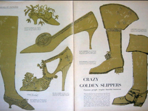 Things I love: Andy Warhol's early shoe designs (1950s)
