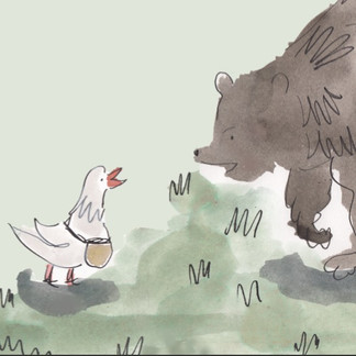 Duck and Bear