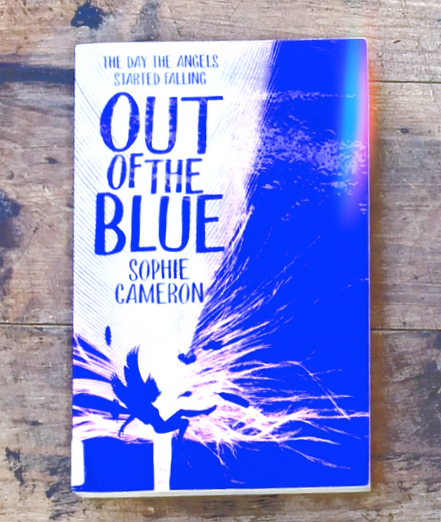 Out of the Blue Sophie Cameron BAME YA readers