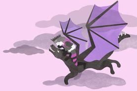 Delilah the Dinosaur Princess