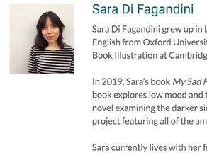 Read my Author Bio on the HarperCollins Author Academy Website!