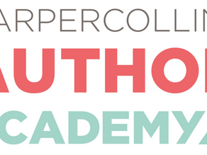 What I've been up to: HarperCollins Author Academy