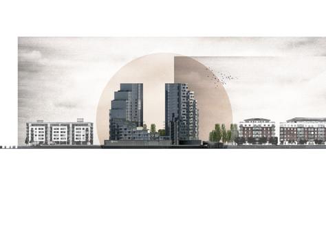 Elevation Docklands