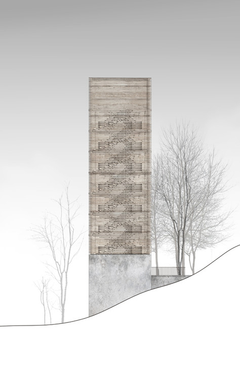 Elevation Sideview