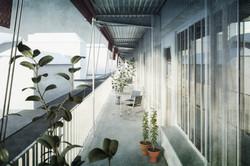 'Shared Balcony'