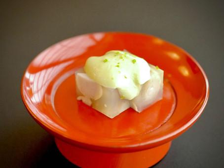 9月のお料理:石垣小芋