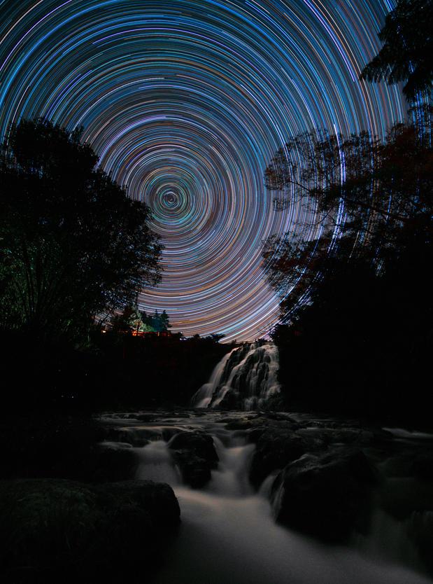 Owharoa Falls Trails