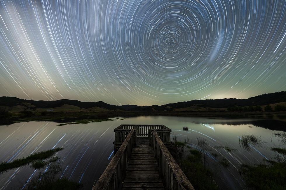 Otama Star Trails