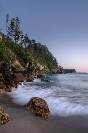 Pokohino Beach Wave