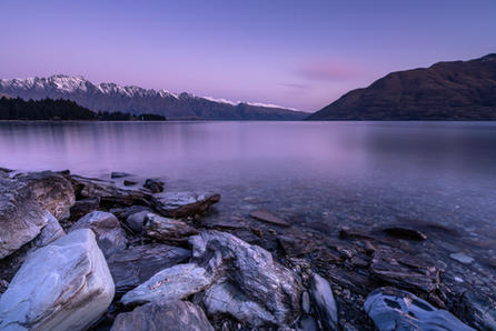 Remarkables Sunset