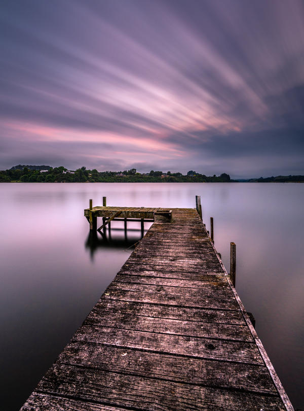 Lake Karapiro Jetty