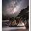 Thumbnail: [Print] Cathedral Cove Glow