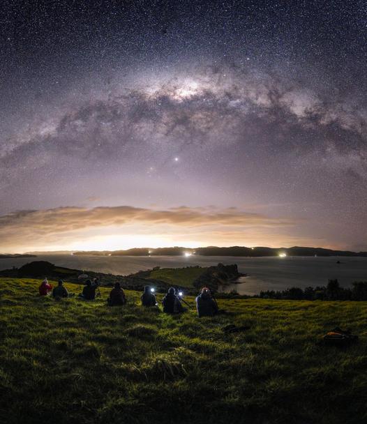 Rotoroa Island Astro Experience