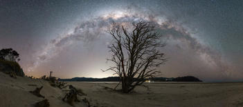 Matarangi Milky Way