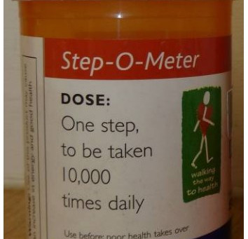 Walk Your Way to Better Health!