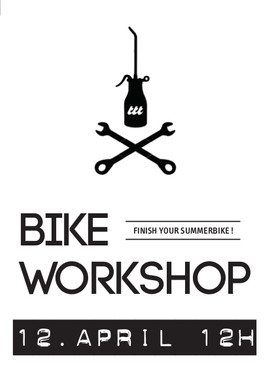 12.04.2015 BIKEWORKSHOP