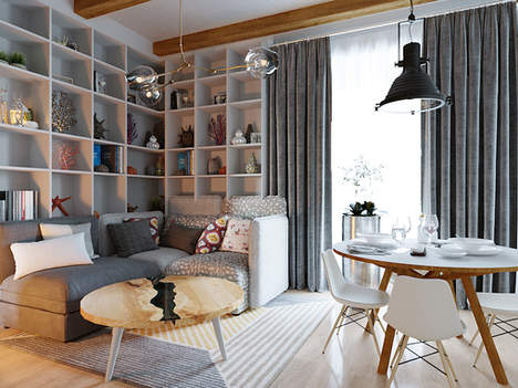 3-х комнатная квартира в Новосибирске