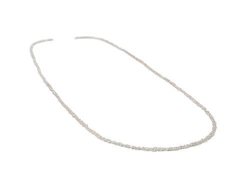 Long Crochet Chain Necklace