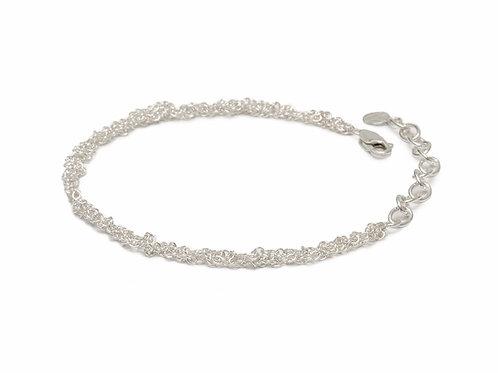 Crochet Chain Bracelet