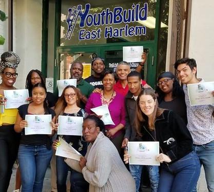 Social Capital Builders Harlem