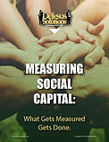 measure social capital cover Dejesus sol