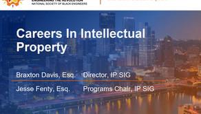 Pittsburgh FRC Seminar: Careers In Intellectual Property