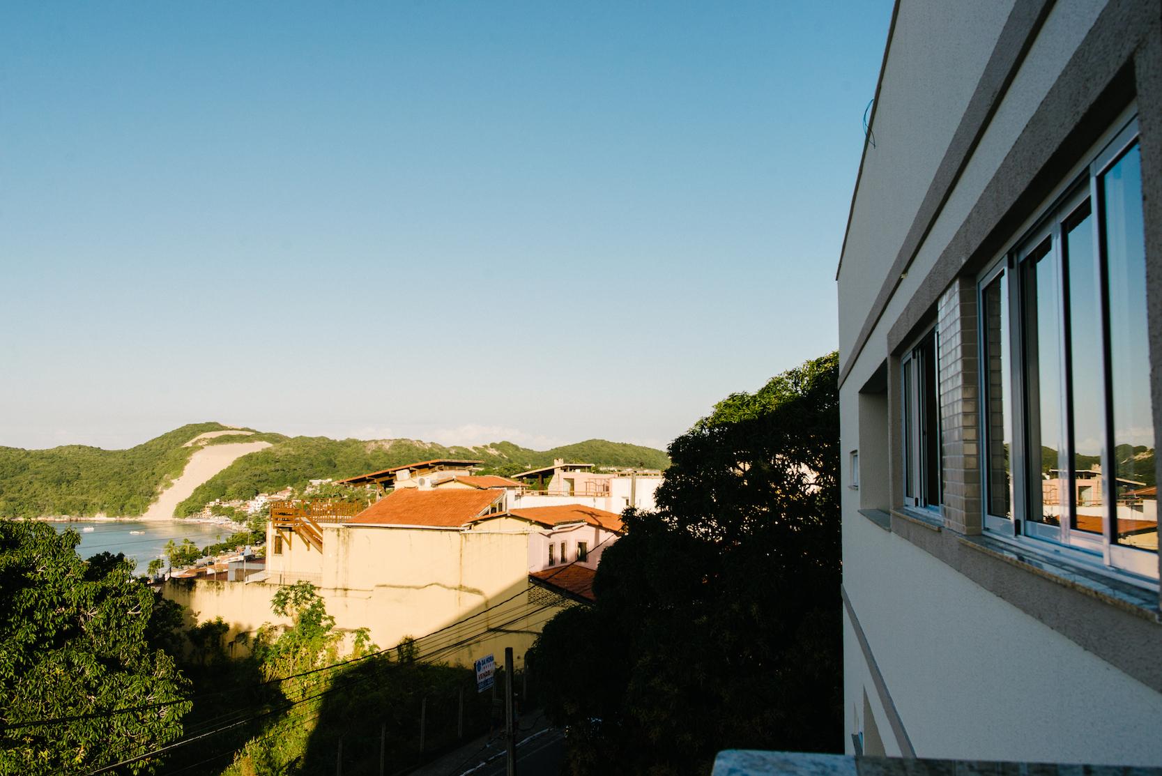 Vista do Morro do Careca