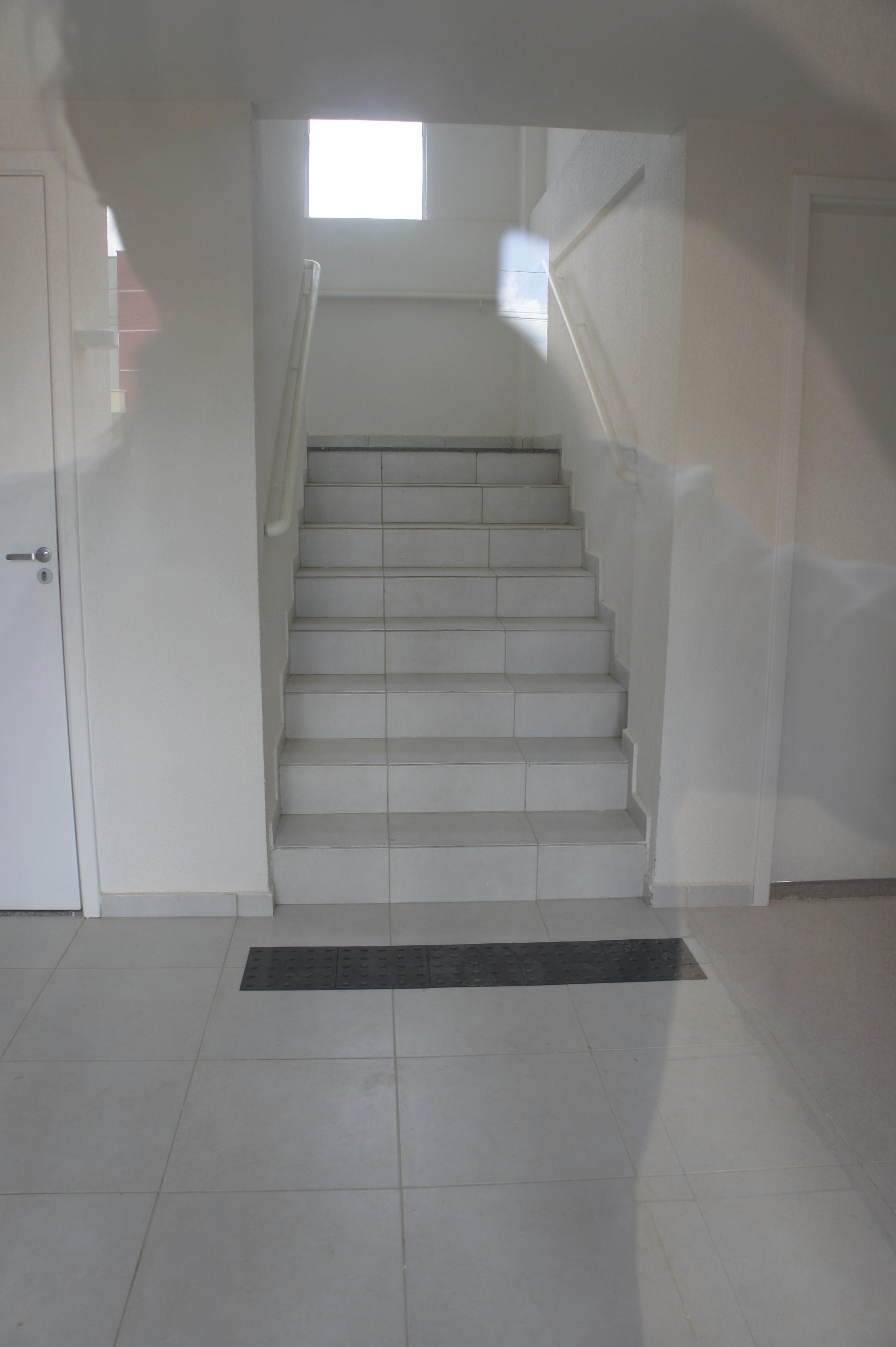 Hall e escada
